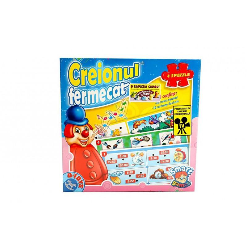 Joc Educativ Interactiv: Creionul Fermecat