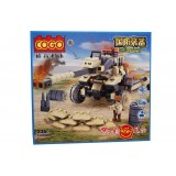 Joc de construit tip lego:Canon