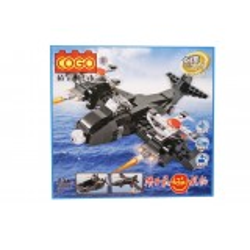 Joc de construit tip lego: Avion