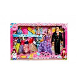Set 3 Papusi - Papusi Tip Barbie