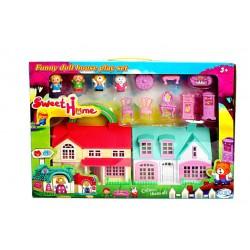 Casuta pentru Papusi(Doll House) - Sweet Home