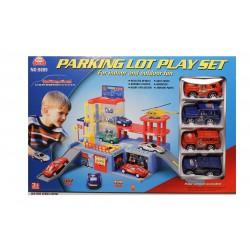 Parcare:Parking Lot Play Set
