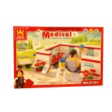 Joc de tip Lego: Medical