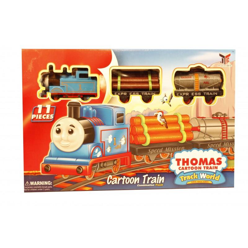 Trenulet cu sine Thomas