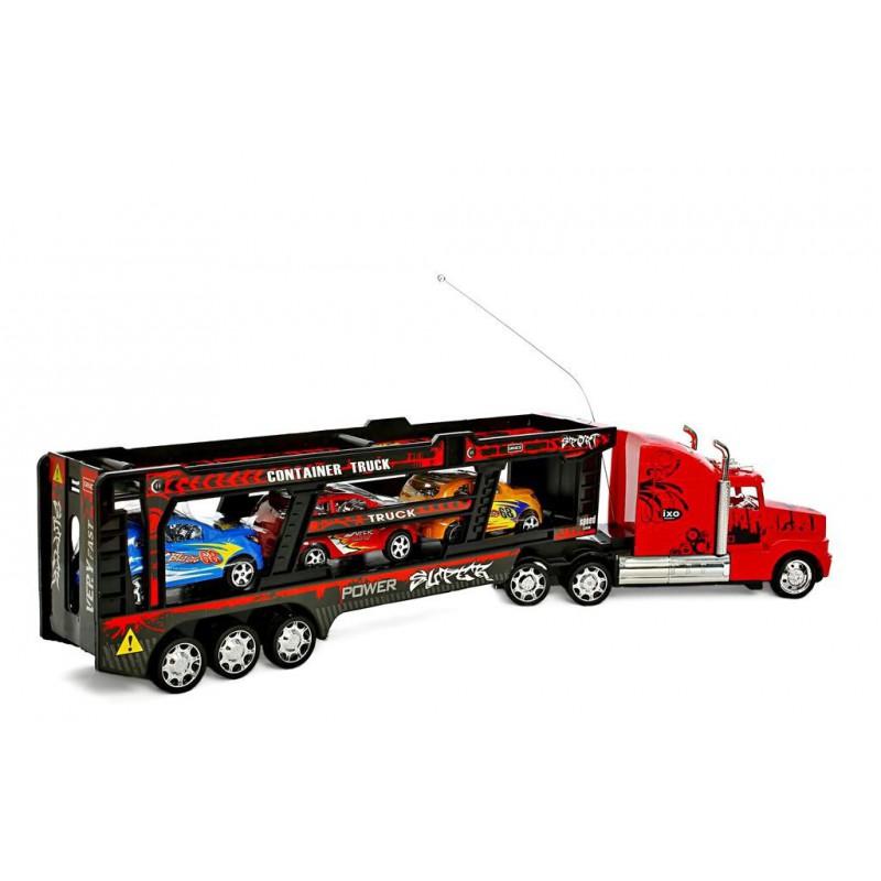 Camion si Masinute de Jucarie cu RadioComanda