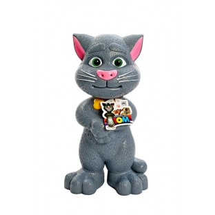 Jucarie Vorbitoare Interactiva: Talking Tom Cat
