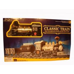 Trenulet de jucarie Clasic