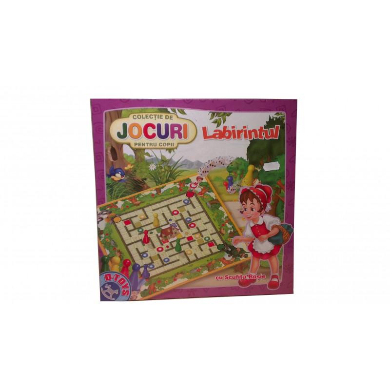 Jocul Labirintul